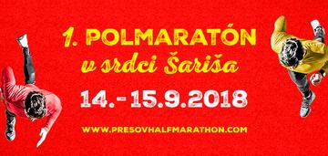 """Prvý Prešovský polmaratón sa """"rozbehne"""" už v septembri"""