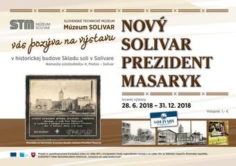 Nový solivar prezident Masaryk