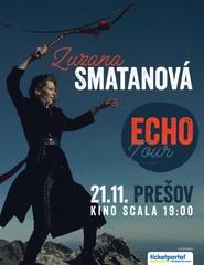 Zuzana Smatanová – Echo tour 2018