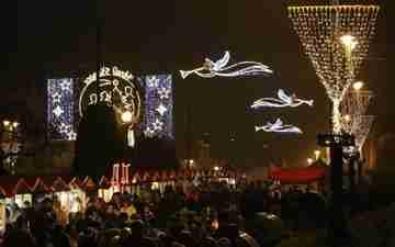 Príprava na Vianoce sa v Prešove začne o niekoľko dní