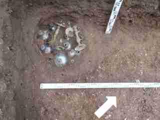 VHanušovskom kaštieli vystavujú unikátne archeologické nálezy