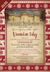 Vianočné trhy Kaštieľ Petrovany