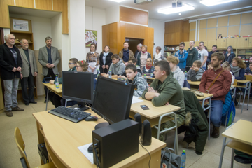Prešovská univerzita hľadala technické talenty