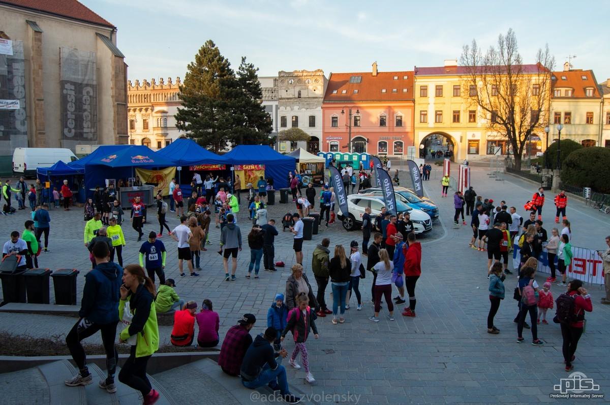 d844ab612 FOTO: 1. ročník Prešov Night Run - 5.4.2019