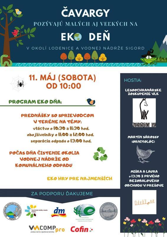 Eko deň na Sigorde