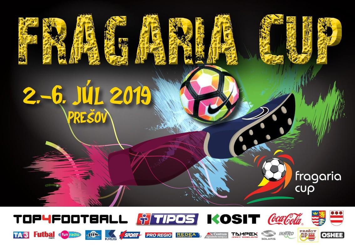 Výsledok vyhľadávania obrázkov pre dopyt fragaria Cup 2019