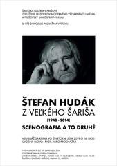 Štefan Hudák z Veľkého Šariša