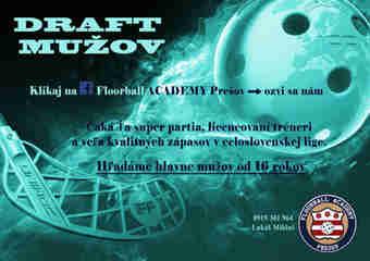Floorball ACADEMY Prešov