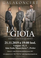 La Gioia & Simple Lounge Quartet