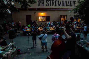 Akustika Roztancovala Stromoradie
