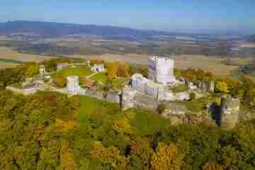 Šarišský hrad - Jano Štovka