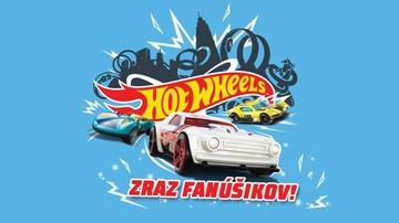 Hot Wheels zraz fanúšikov Prešov