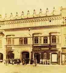 Historický Rákociho palác