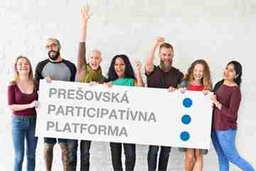 Prešovská participatívna platforma