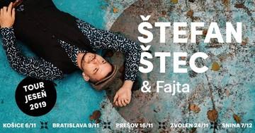 Štefan Štec & Fajta Tour