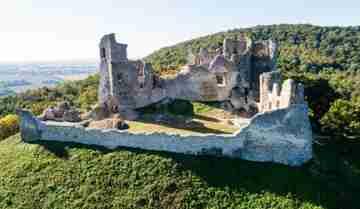 Brekovský hrad
