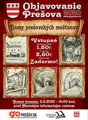 Objavovanie Prešova