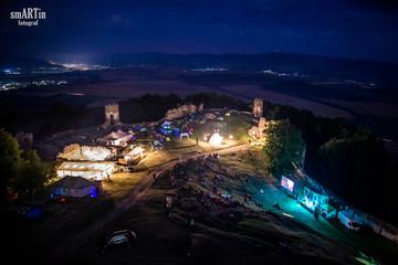 Filmová noc na hrade Šariš