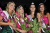 Finalistky Miss Domaša 2009