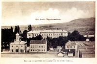 Konštantínova ulica: Neologická synagóga, Katolícke Gymnázium