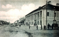 Sabinovská ulica (1905)