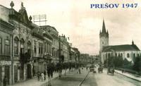 Hlavná ulica 1947