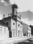 Neologická židovská synagóga na Konštantínovej ulici