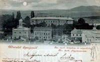 Konstantínova ulica: Neologická synagóga, Katolícke Gymnázium