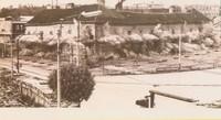 Demolácia budovy na Sabinovskej ulici