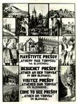 Stará pohľadnica Prešova