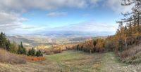Lyziarske stredisko Dubovica v jeseni