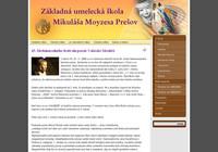 Základná umelecká škola Mikuláša Moyzesa