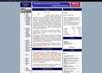 Portál PIS z roku 2001