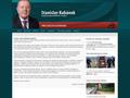 Stanislav Kubánek - osobný web