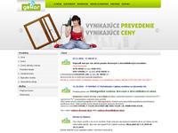 GekoR - firemný web