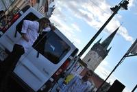 Braňo Mojsej v Prešove