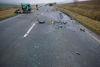 Polícia žiada vodičov o opatrnosť na cestách. Aby to nedopadlo podobne ako pri smrteľneji nehode, ktorá sa stala munulý týždeň v Janovciach.