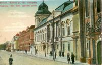 Prešov - Budova gécko-katolického biskupstva (1908)