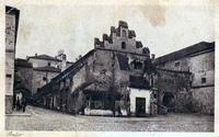 Prešov - Carrafova väznica okolo roku 1922