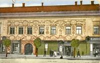 Prešov - Finančné riaditeľstvo (1924)