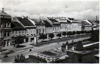 Prešov - ulica Andreja Hlinku (1941)