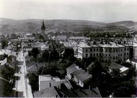 Prešov - pohľad z vodárenskej veže
