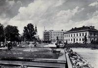 Prešov - Pionierska fontána