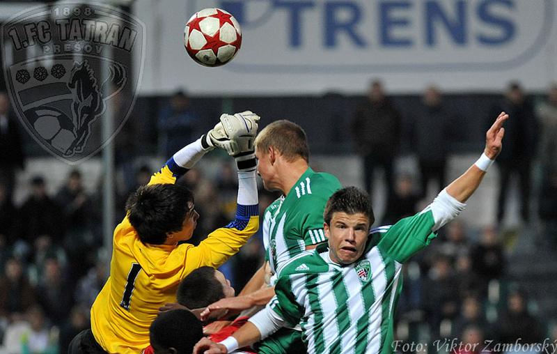 b6e643ef155ab Futbal: 1. FC Tatran Prešov – Manchester United 0:1 (0:1)