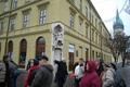 Maďarskí turisti obdivujú Prešov