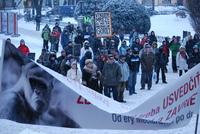 Protest GORILA II.