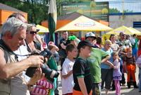 Foto: Na bicykli deťom a Kotlík Open