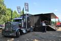 kamión Jack Daniel´s na Dobrom Festivale 2012