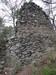 Najzachovalejšia časť hradu