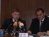 R. Fico a P. Chudík